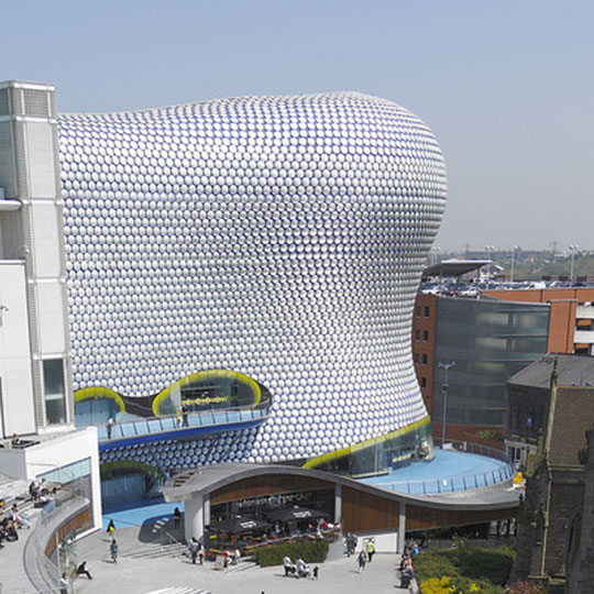 8fc9ca7ca7d6a9 The Bullring makes Birmingham the most exciting city outside London for  international brands. With the Guardian bronze bull as the third most  photographed ...